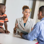Conference Time! Talking to Your Child's Teacher or Caregiver