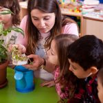 Proyectos de jardinería. Cuando las semillas brotan