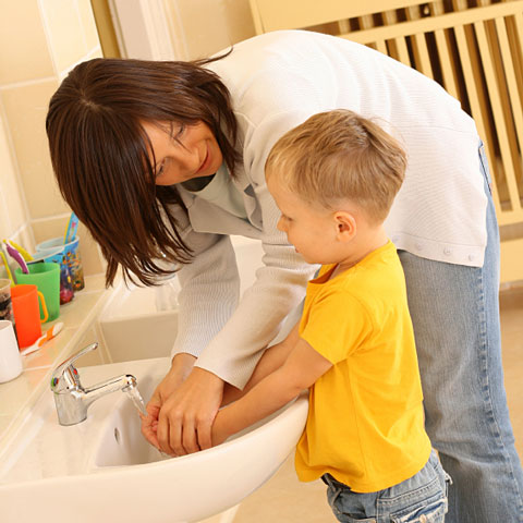 Fight Germs Wash Your Hands Illinois Early Learning