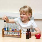 ¡El niño científico investiga!