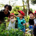 Wycieczki na świeżym powietrzu z przedszkolakami: wybieranie dokąd pójść