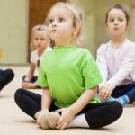 Mantenga en forma a los niños preescolares