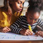 Nauka czytania i pisania w programie przedszkolnym