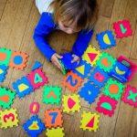 Droga do matematyki: Poznajemy cyfry i liczby. Część I.