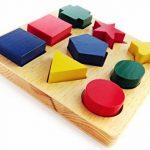 Droga do matematyki: Dzieci uczą się pojęć geometrycznych