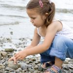 El juego con piedras. ¡A ensuciarse las manos!
