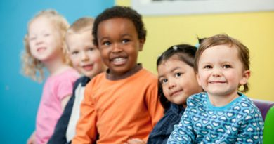 children in a class