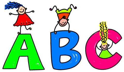drawing of ABC