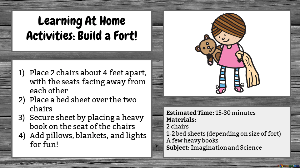 Build a Fort slide